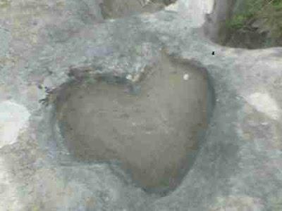 definecilikte kalp sembolü