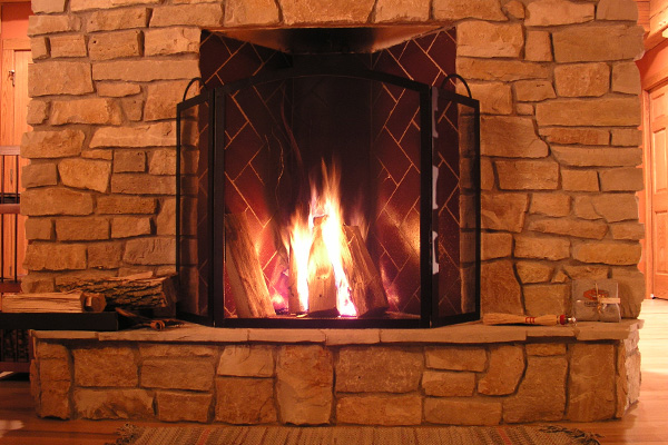 From Under The Willow Rumford Fireplace