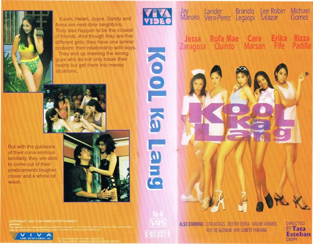 Kool Ka Lang 1997 Tagalog Movie