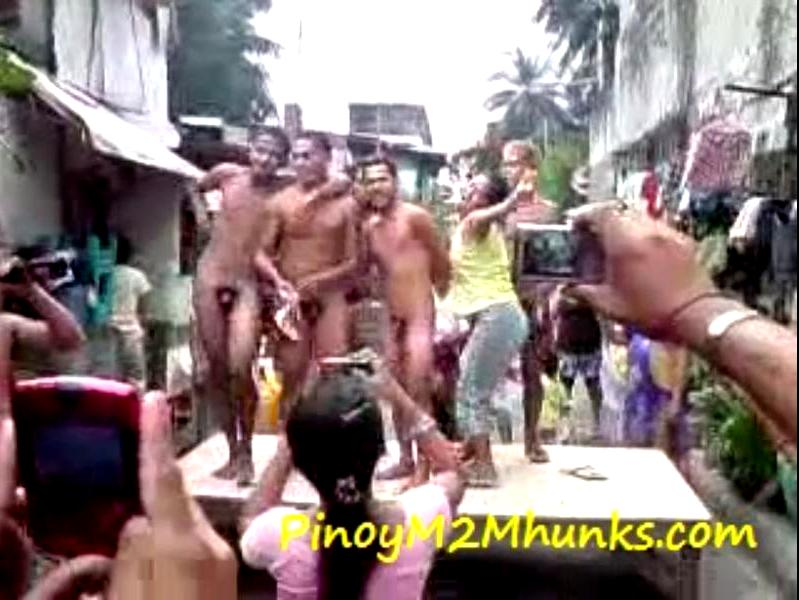 Hubad na pinoy scandale