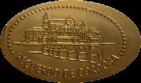 MONEDAS ELONGADAS.- (Spanish Elongated Coins) CO-001-1