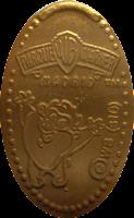MONEDAS ELONGADAS.- (Spanish Elongated Coins) M-023-3