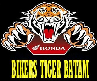LOGO  BIKERS TIGER BATAM (BTB)