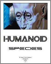 #3 -> Humanoid Species.