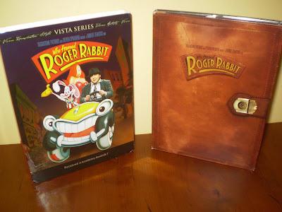 JT Dvd Collection Who Framed Roger Rabbit