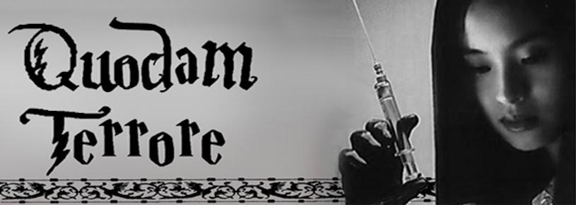 Quodam terrore