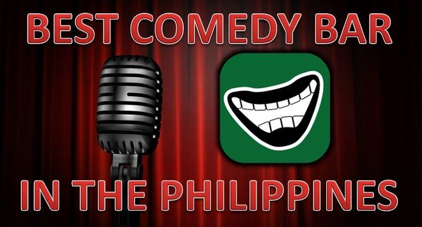BEST COMEDY BAR IN THE PHILIPPINES