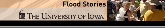 University of Iowa Flood Stories