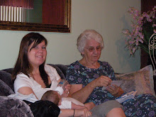 Visiting another Great Grandma