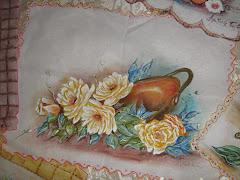 minha pintura em tecido