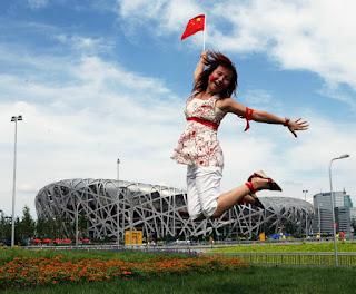 I Love the Olympics...