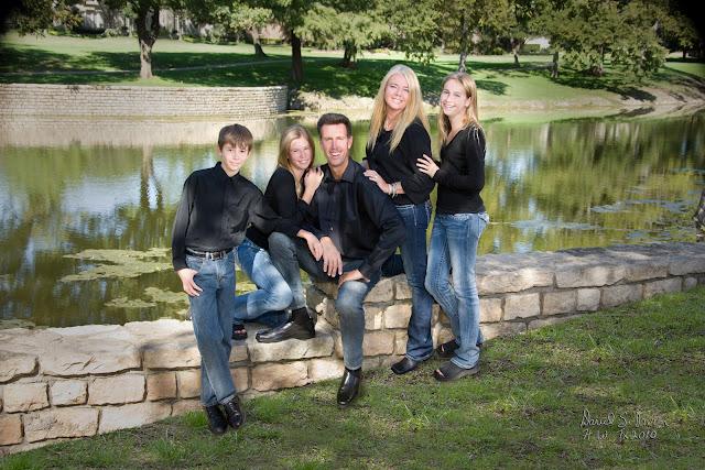 Robinson Family Portrait 2011
