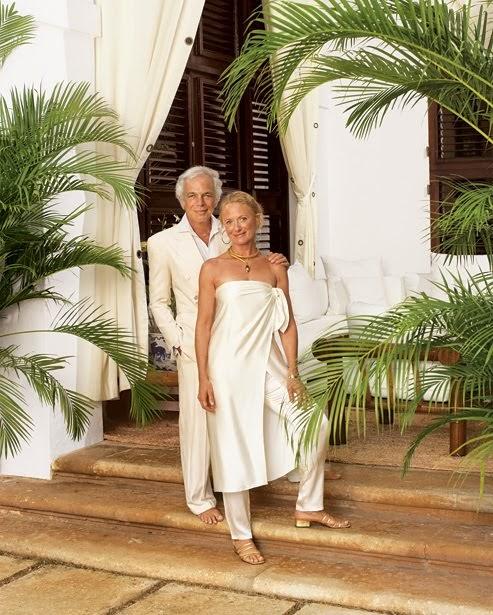 Beachhouse Designs:  Beachhouse Etc: Ralph & Ricky Lauren's Home In Jamaica