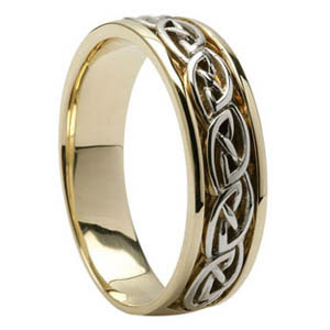 Celtic Knot Wedding Ring, celtic ring, wedding ring