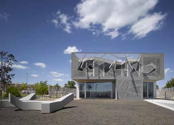 Minimalist house design casa zafra by eduardo arroyo aranjuez spain minimalist home dezine Dezine house