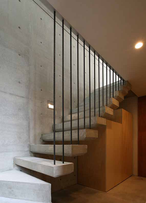 japanese stairs design