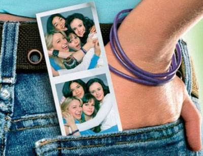 Filme Quatro amigas e um jeans viajante