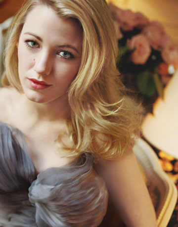 blake lively dior. Lively recalls the glamorous