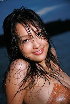 Minamo Kusano - Reon Kadena, Sexy Japanese Idol HQ Picture 8