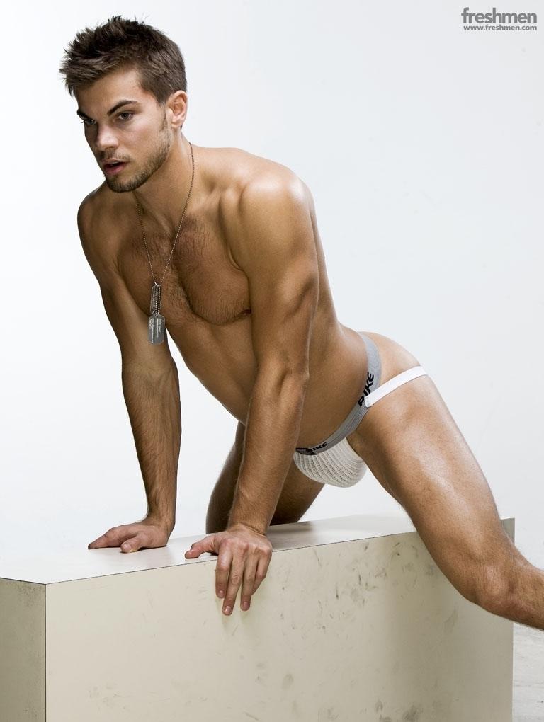 Male Magazine Models