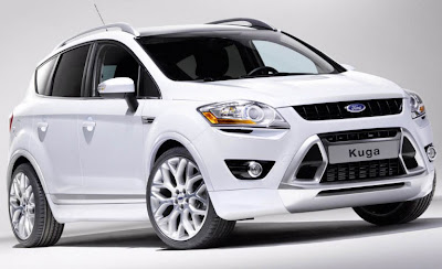 cars tuning ford kuga individual. Black Bedroom Furniture Sets. Home Design Ideas