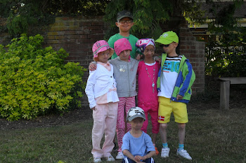 Harry & his New friends made on his 1st Progeria Reunion