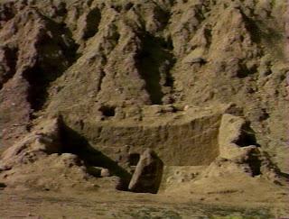 piramides de tucume templo dela piedra sagrada