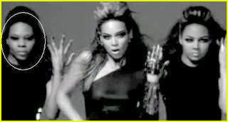 BERTO- Zascatronic Beyonce-drag-queen