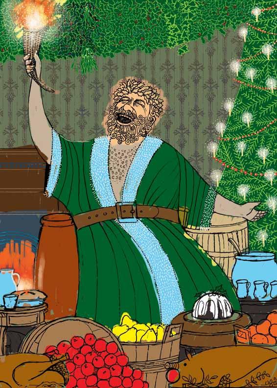 Robert Meganck: The Ghost of Christmas Present