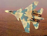 Бумажная модель Су-35