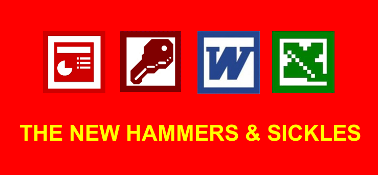 The New Hammers and Sickles