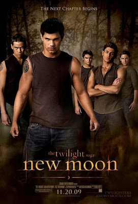 NEW MOON (2009) **1/2 movie review by COOP