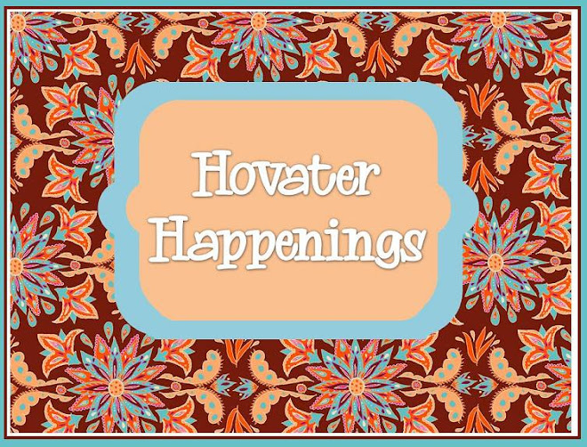 Hovater Happenings