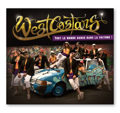 Pochette CD West Costars
