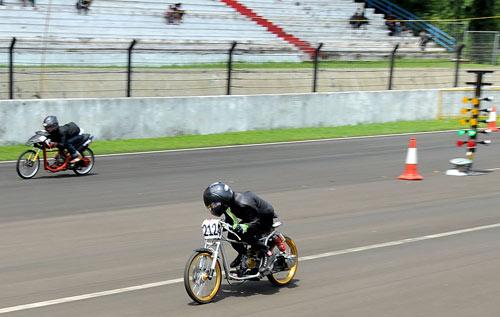 Drag Bike Bekasi