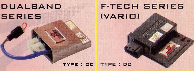 Perbedaan CDI BRT Neo Dualband dan CDI BRT Neo Hyperband