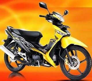 Rem cakram Belakang Honda Supra X 125 Bermasalah