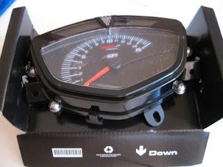 Koso Digital Speedometer Mio