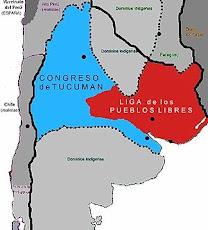 ARTIGAS, RAMÍREZ, LOS PUEBLOS LIBRES Y LA REPÚBLICA DE ENTRE RÍOS