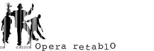 Opera retablO