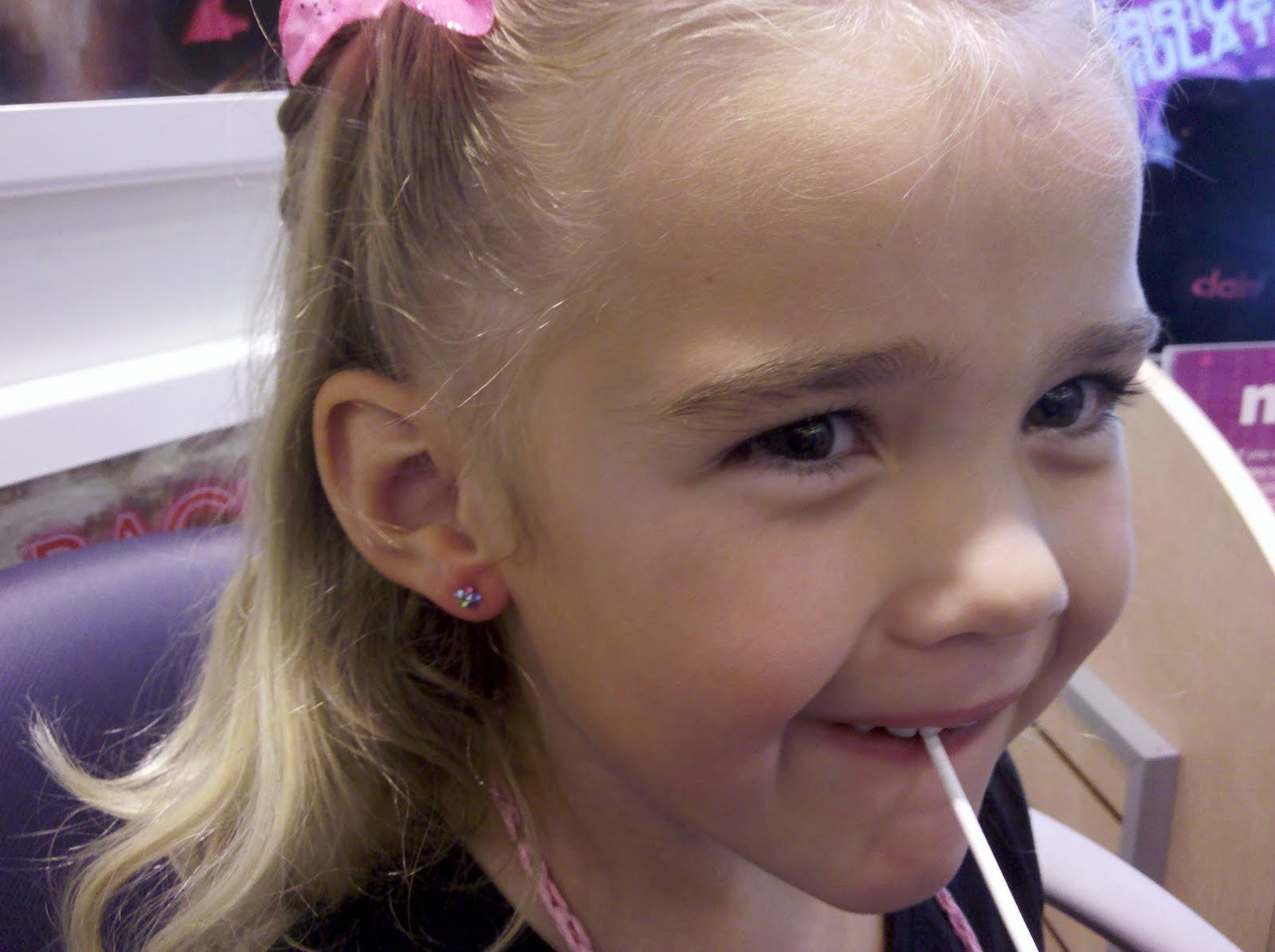 Cute Ear Piercing And very cute i have to add! Ear Piercings Cartilage