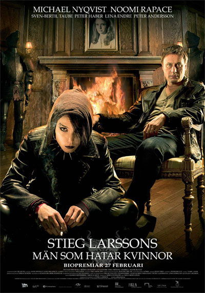 """The Girl With the Dragon Tattoo"" has been remade to hit US theatres"
