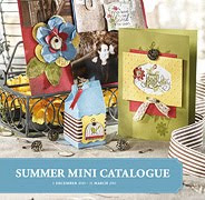 Summer Mini Catalogue