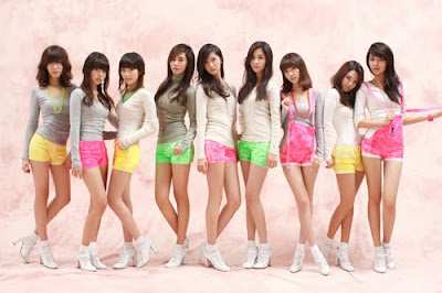 SNSD Girls' Generation Diet