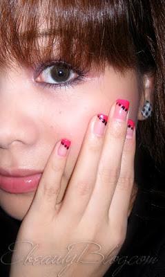 Cute and Easy Nail Art tutorial
