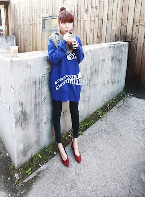 Cute Trendy Korean Fashion
