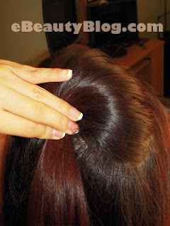 Big Hair Step by Step