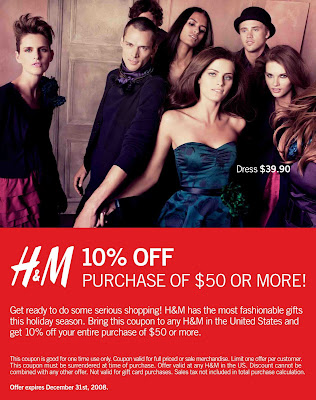H & M Friends and Family Sale