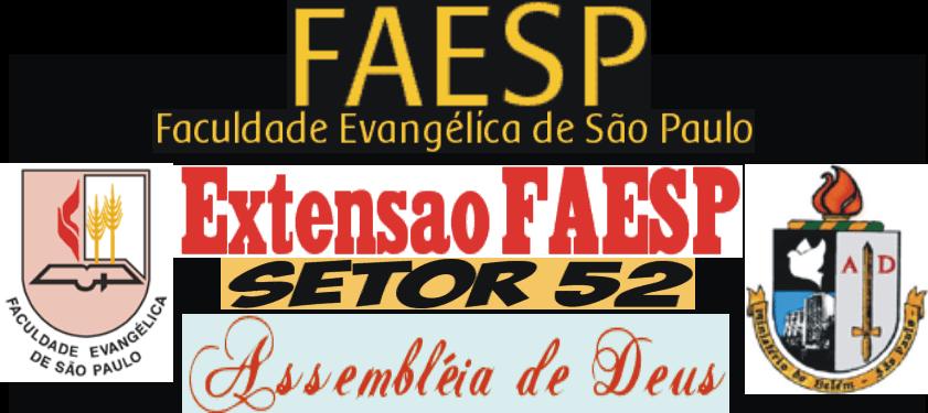 Extensão FAESP
