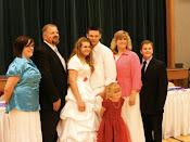 Adrienne's family